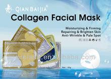 France Golden Collagen Face Mask/good price/whitening face mask