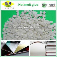 Granular Hot Melt Adhesive Glue Perfect Book Binding Spine Glue