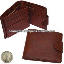 ADAGW - 0096 real leather wallets for men personalized / mens leather travel wallets / genuine leather mens wallets