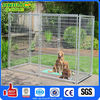 Hot dip galvanized temporary dog fence