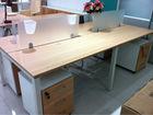 [commercial furniture]Low Price Steel Desktop Computer Desk SH-Y001