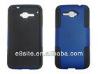 Silicone PC Mesh Combo Cover Case For Alcatel X'pop OT-5035D