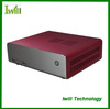 Iwill HT-70 pure aluminum thin mini itx case for HTPC/Home/Office