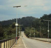 Solar Hi-Power LED Street Lighting