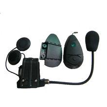 500m Motorcycle Helmet Headsets Intercom Bluetooth Handsfree Kit