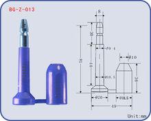 container bolt lock BG-Z-013, security seals