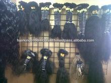 INDIA HAIR KING FACTORY No.1 SALES CHEAP INDIAN AND BRAZILIAN HUMAN HAIR WEAVE BODY WAVY HAIR