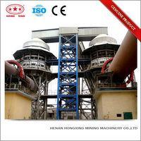 Hongxing brand 300-5000 tpd rotary roller porcelain kiln