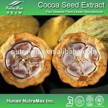 GMP Supplier Cocoa Extract, Cocoa Extract Powder, Cocoa Powder Extract