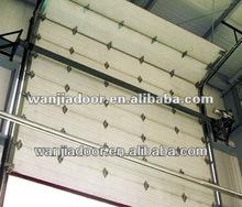 Automatic open aluminum garage door opener