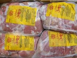 Indian Halal Frozen Buffalo Rump Steak Meat