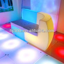 comfortable hot sale led sofa