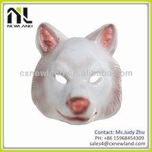 Plastic Mask Toy Party Kids Animal Mask halloween wolf mask