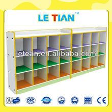 LT-2150G Simple design schoolbag storage cabinet for kids