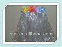Wholesale polyester fabric hula skirts
