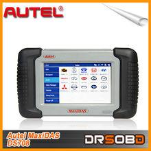 German Version Original Autel Scanner MaxiDAS DS708 Univeral Diagnostic Tool