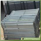 Galvanized horse fence panels