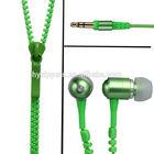 2014 waterproof headphone zipper for MP3 player