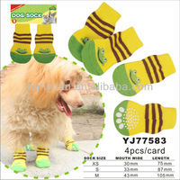pet shoe socks for dogs cats (YJ77583)