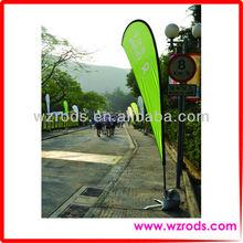 Outdoor Flags,Telescopic Fiberglass Flag Poles;Wind Flag