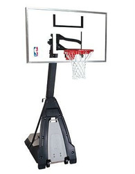 Conversion Glass Steel Framed Basketball Backboard