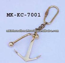 Marine Anchor Keyring