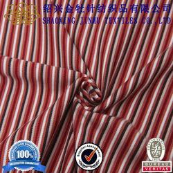 Top quality yarn dyed knitting fabric rib style