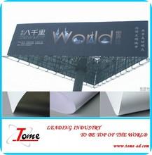 PVC Matt/Glossy frontlit/backlit Flex banner 300g canvas shoe wall paint color chart