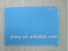 Plastic pc hard case for apple ipad case washable