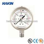 Liquid Filled Pressure Gauge / Pressure Meter / Manometer