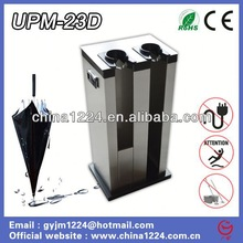 2014 hot products wet umbrella packing machine advertising roll picture