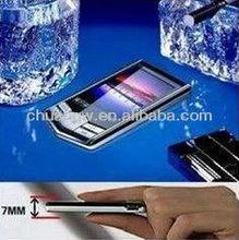 "New Slim 1.8""LCD 16 GB MP4 black diamond with Radio mp4 player free hindi mp3 song download"