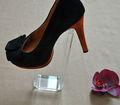 zapatos al por mayor de acrílico soporte de exhibición