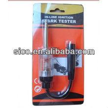 2013 Newest Spark Tester Test Range 6 - 12 VDC Spark Plug Tester Free Shipping
