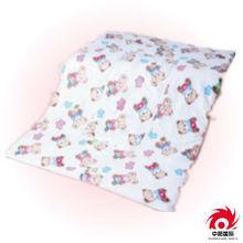 Little Bear House Printing White Pillow Blanket/Quilt Inside Cushion