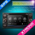 """Pf70fsf: 7"""" özel ford focus araba dvd oynatıcı/odağı ii/c-max/s-max/Fiesta/füzyon/Galaxy/kuga/Mondeo"""
