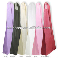 customized evening dress storage bag&party dress storage bag&garment storage bag