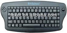 2.4G Slim Wireless Keyboard With Trackball-K3, for PPT presentation application