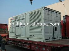 Mitsubishi 1000KW Diesel Generator Container Type