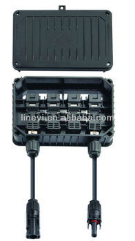 Solar Panel Junction Box 230-500W 1000V TUV certified IP65