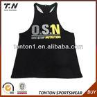 Wholesale plain mesh dry fit kids running custom t-back sport singlet