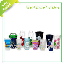 Factories Produce Heat Transfer Printing Film for Plastic Cup