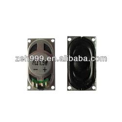 19*35mm 8ohm 1w Newest all frequency horn Waterproof multi-media speaker digital bluetooth speaker speaker driver