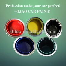 1K SOLID COLORS PAINT REFINISH PAINT FACTORY PRICE