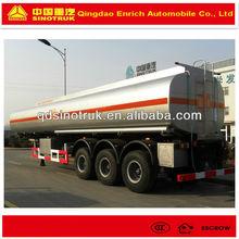 Sinotruk 3 axles fuel tank truck