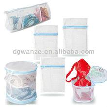 Bra/underwear washing bag for wash machine