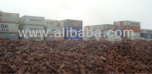 Iron Ore 300mm to Fines 63% - 64%