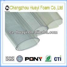 white plastic binding cover pvc sheet