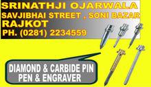 goldsmith tools diamond pin carbide pin