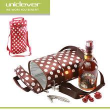 Wine Carrier Cooler Bag